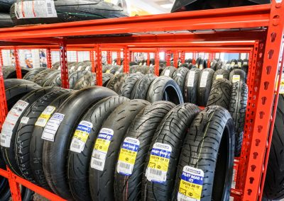 Michelin has some of the best sport and touring tires on the market.  We carry the GT as well
