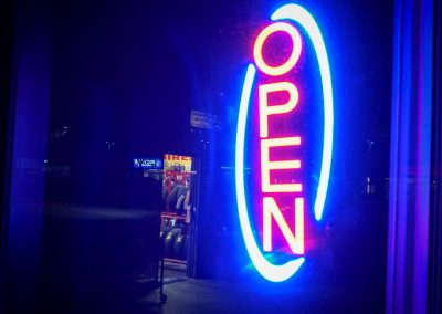 8 Ball opens early and stays open late