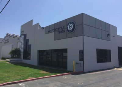 8 Ball Motorcycle Tires Store #1 Located on Kearny Villa Road (between Fun Bike Center (FBC) and San Diego BMW Motorcycles)