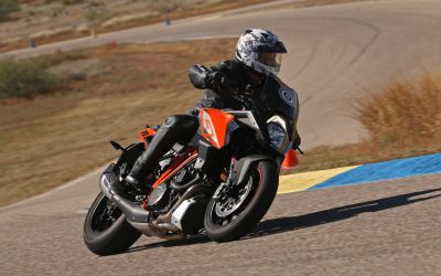 Dunlop Q4 Tire a Track Day Tire Test